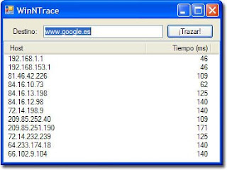 WinNTrace