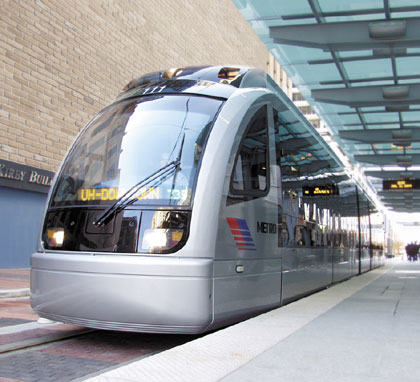 Today on the light rail doodoo doo doo doo inspector gadget for Do metro trains have bathrooms