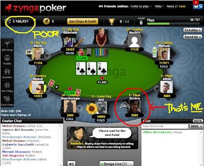 Tagalog ng poker face