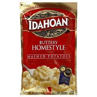 for the idahoan potatoes