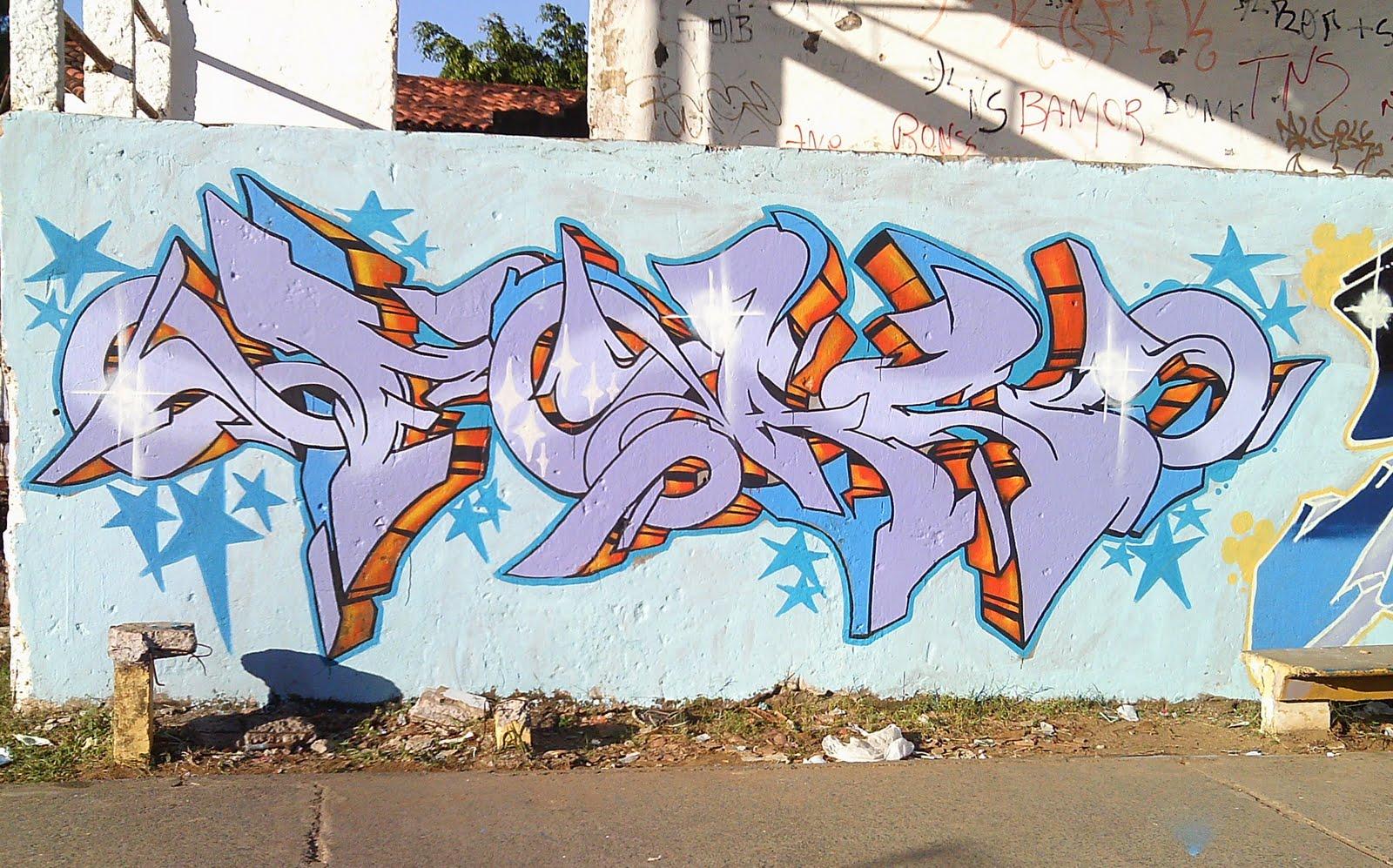 Как из надписи сделать граффити в 275