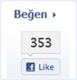 Bloguğunuza Facebook Like(beğen) butonu ekleyin