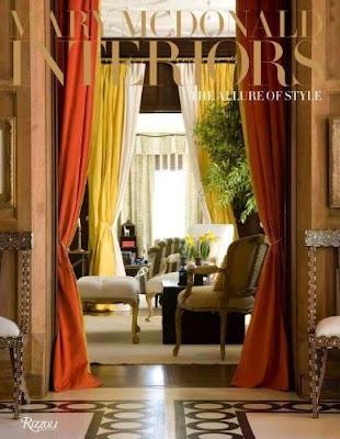 Fall book brigade luxury interior design for Mary mcdonald interior design book