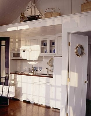 Nautical Home Decor on Habitually Chic    Come Sail Away
