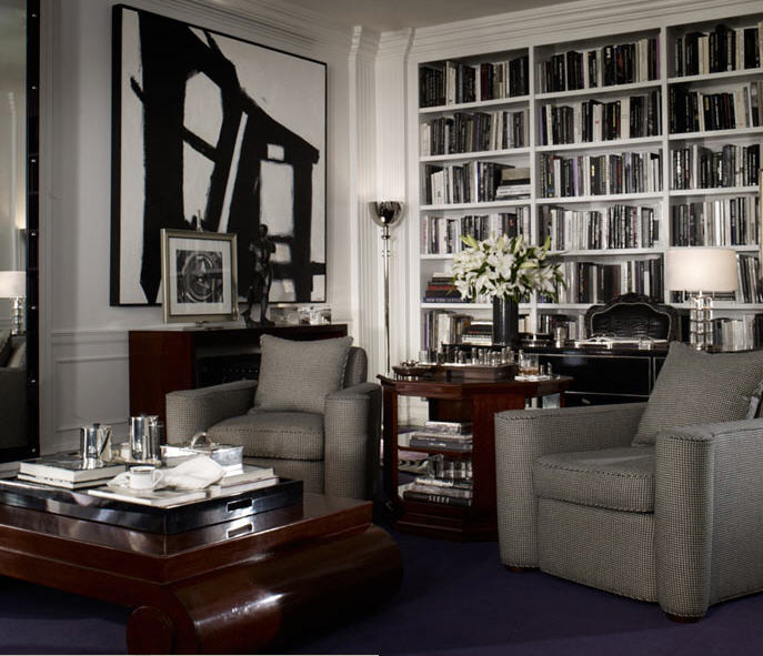 Ralph lauren home fall 2010 luxury interior design for Ralph lauren living room designs