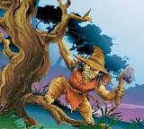 Trauco, personaje legendario de Chiloé