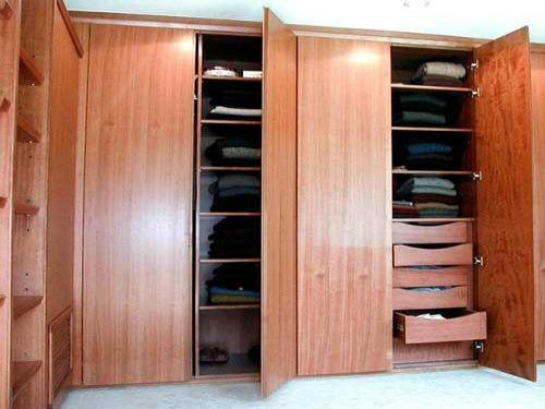 Cocinas y vestidores en mdf interiores de placares a for Diseno de placares