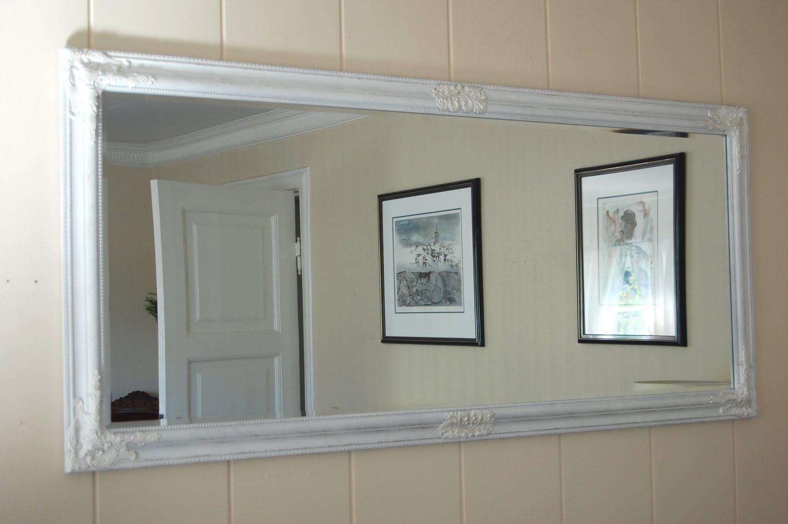 Store speil til stue