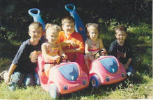 5 of my grandchildren...