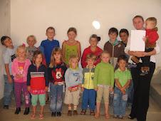 Escola Bíblica da sede.
