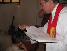 Batizado do Kaike