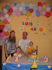 Aniversário do Luis Carlos