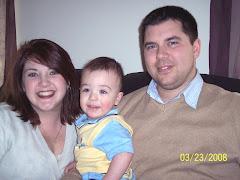 Shawn, Valerie & Joshua