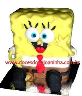 minibolo bob esponja