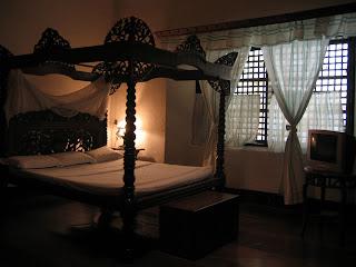 Master Bedroom, Villa Angela, Vigan
