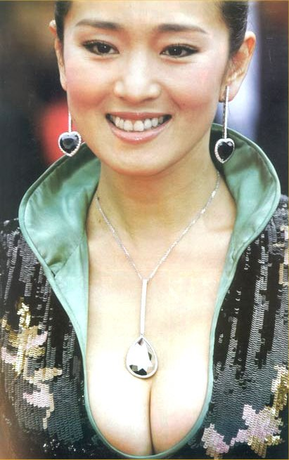 gong%2Bli7 Gong Li, one of the most