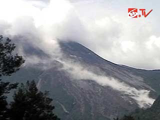 gunung merapi meletus , gunung merapi , foto letusan gunung merapi, selasa , 26 oktober 2010 , korban letusan gunung merapi