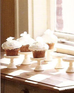Antique Cupcake Stand