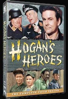 Hogans Heroes season 1-6 on dvd