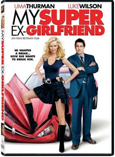 My Super Ex-girlfriend on DVD
