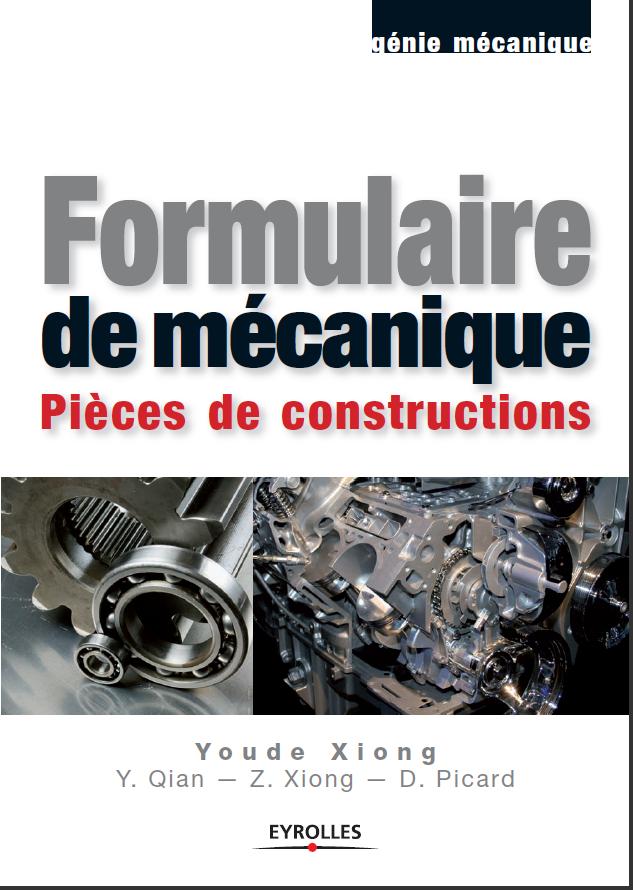 cours de mecanique auto pour les nuls pdf