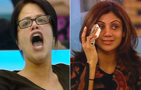 Celebrity big brother racism controversy