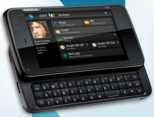 Win a Cool New Nokia N900 From Firefox