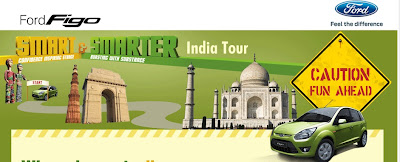 Free Trip All Around INDIA & Cash Prize of Rs.50000/-  & Many More