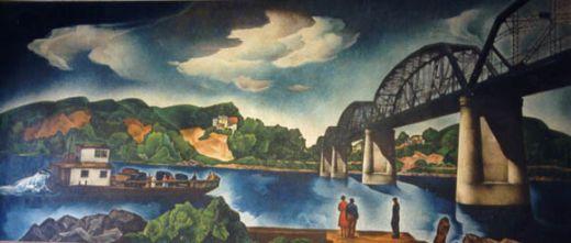 [River,+Boat,+Bridge]