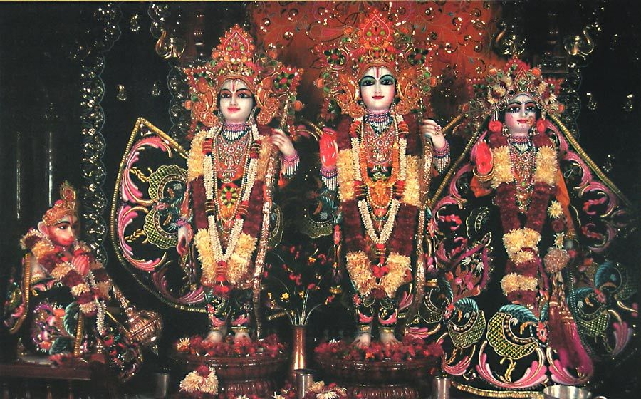 lord rama and sita age difference in relationship