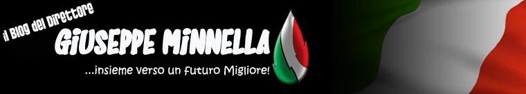 Giuseppe Minnella - Il Blog del Direttore de ILDUCE.NET