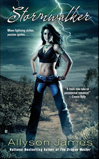 Guest Review: Stormwalker by Allyson James