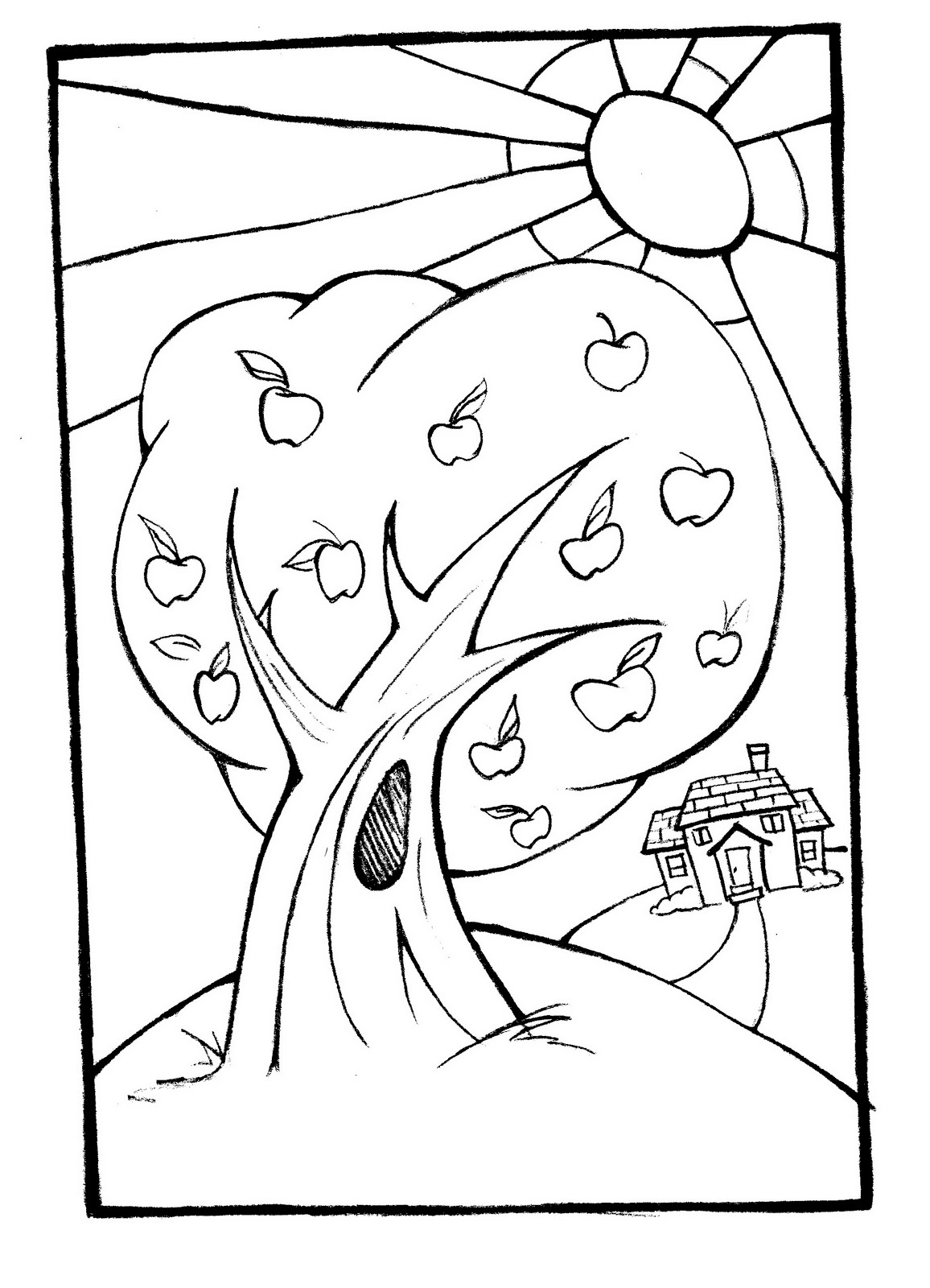 Fr free coloring pages for june - Free Printable Coloring Sheet
