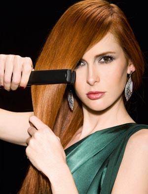 Seis peinados con planchas Bulevar Sur ABC de Sevilla - Diferentes Peinados Con Plancha
