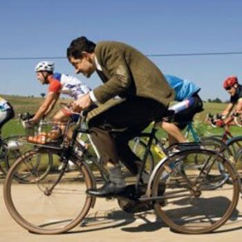 a las salidas puedes venir cuando quieras siempre que tengas ganas de pedalear y pasártelo bien