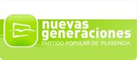 Web de NNGG de Plasencia