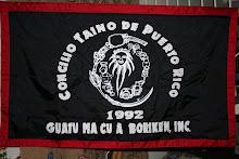 Logo oficial Concilio Taino