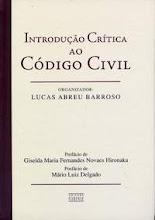 Introdução crítica ao código civil