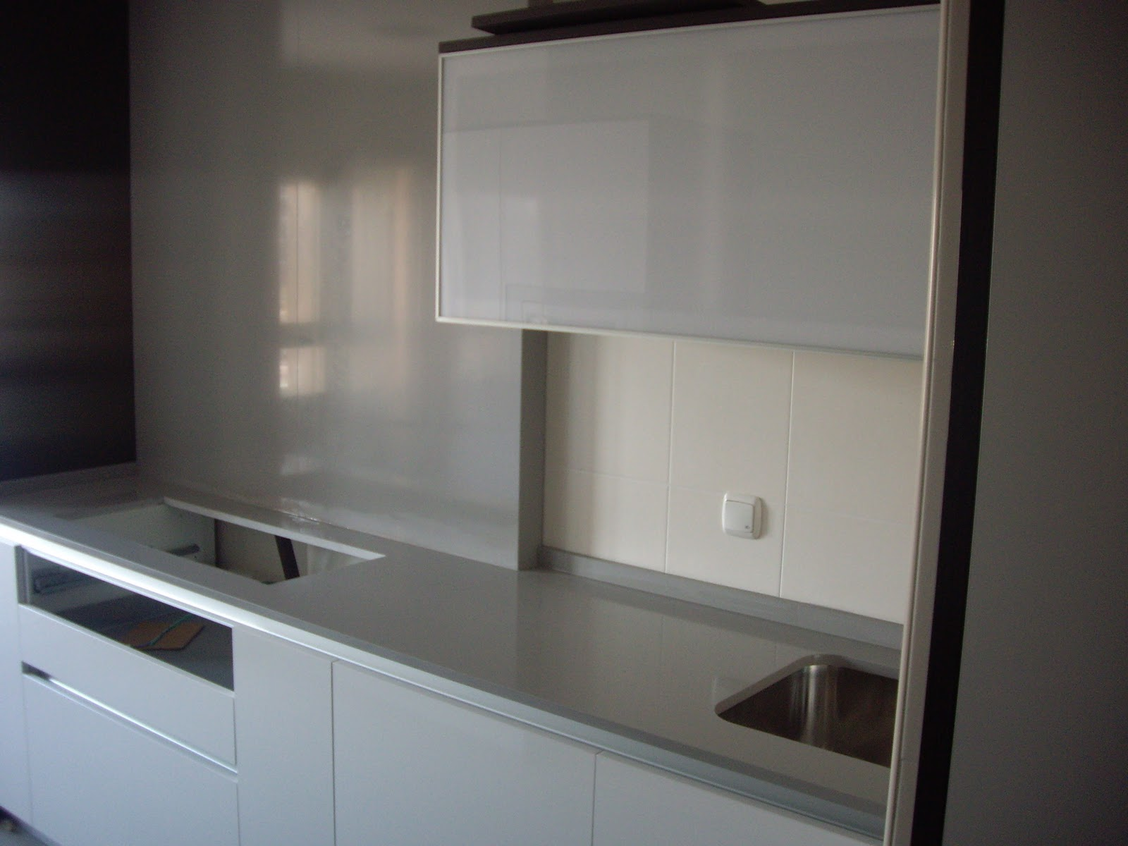 Elecci n silestone cocina gola decorar tu casa es - Cocinas con silestone ...