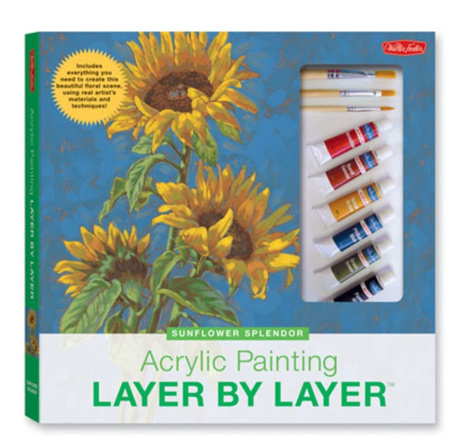 106 Best Acrylic Lessons images in 2019 | Learn to draw ...