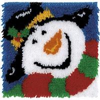Latch Hook Rug Binding - Sew On - Caron Latch Hook Kit Supplies at