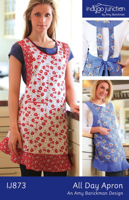 indygo junction all day apron pattern Fashionable Sewing Patterns