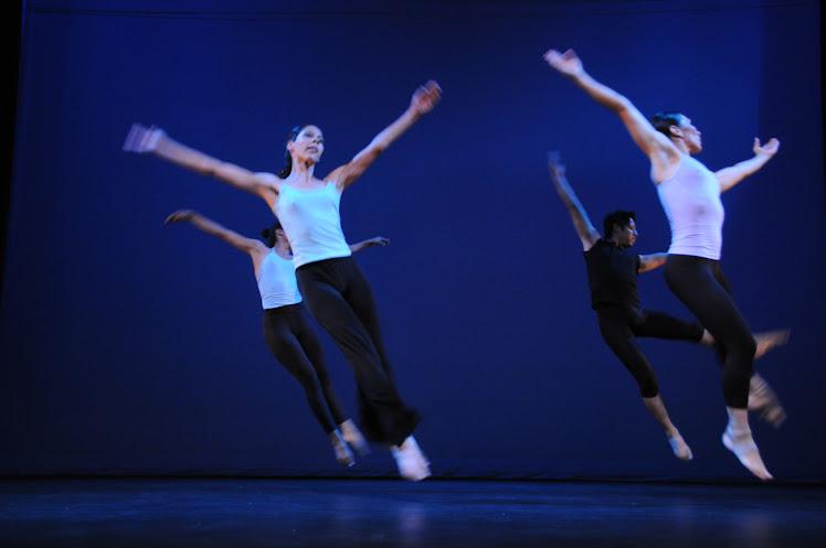 presentacion 3er bloque de Invernadero Danza 2010/Sue Bernhard