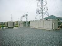 風力発電用変電所