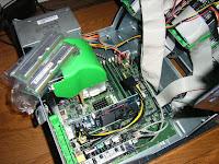 VGA換装済みメモリ追加