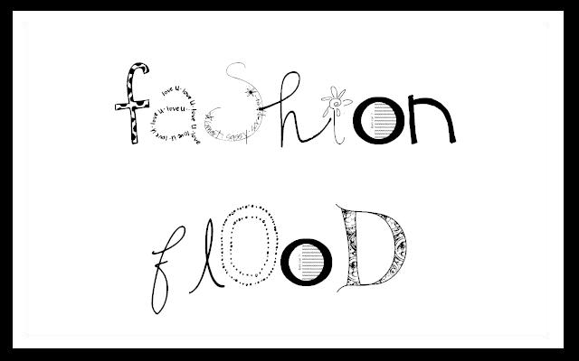 fashion flood
