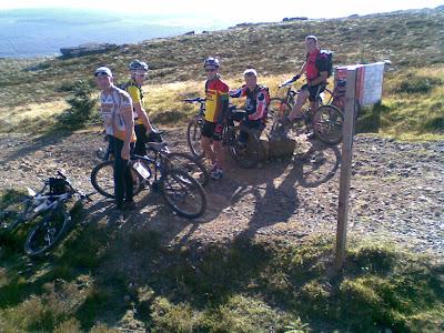 Altura trails and Skiddaw