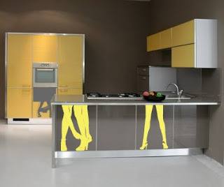 Cot stickers des id es deco stickers pour la cuisine - Des idees pour la cuisine ...