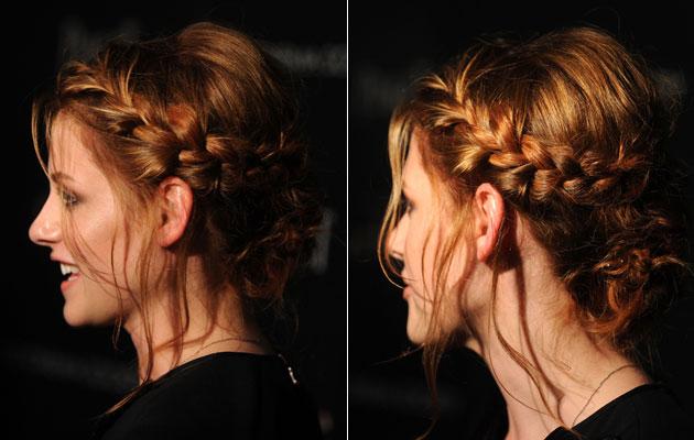 penteados tranças verão 2011