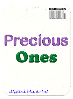 http://digitalblueprint.blogspot.com/2009/04/sampler-pack-3-precious-ones.html